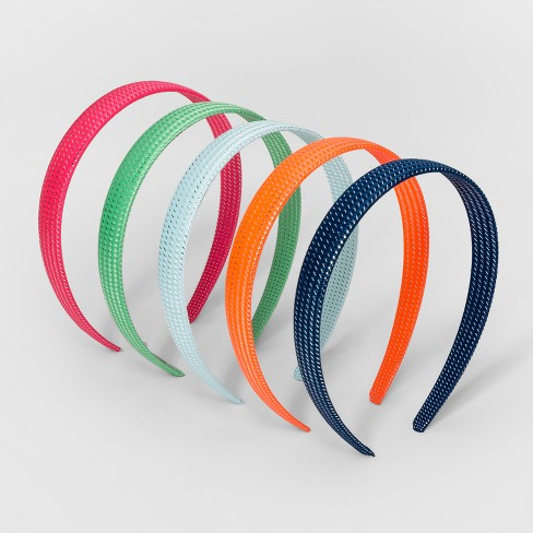 Girls' 5pk Headbands - Cat & Jack™ - image 1 of 1