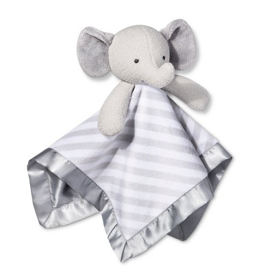 Small Security Blanket Elephant - Cloud Island™ Gray