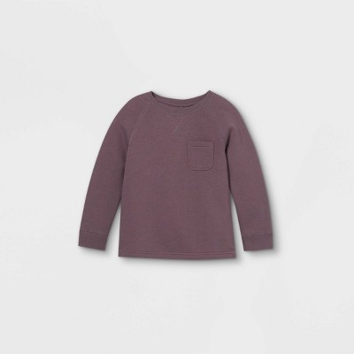 Toddler Knit Pullover Sweatshirt - Cat & Jack™