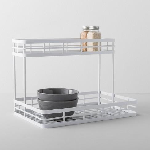 Kitchen Cabinet Organizer Storage White Made By Design Target