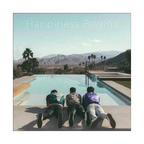 Jonas Brothers - Happiness Begins (CD) - image 1 of 1