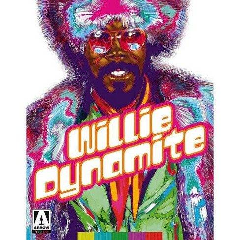 Willie Dynamite (Blu-ray)(2019) - image 1 of 1