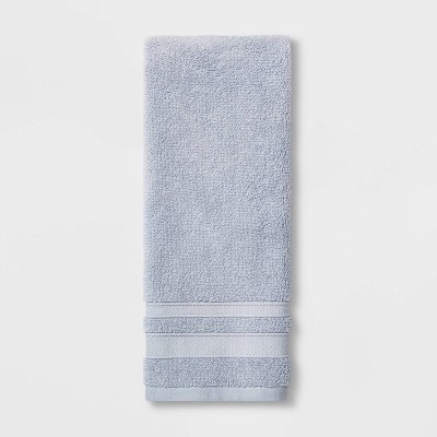Performance Hand Towel Light Blue - Threshold™