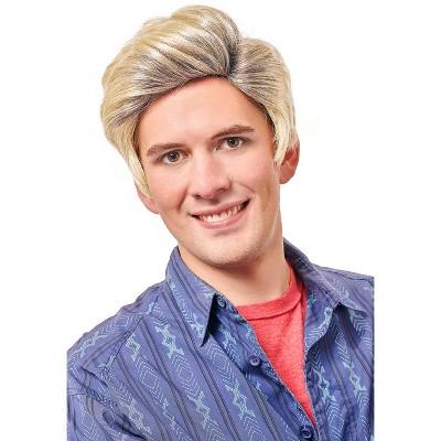 Franco High School Preppy Adult Wig