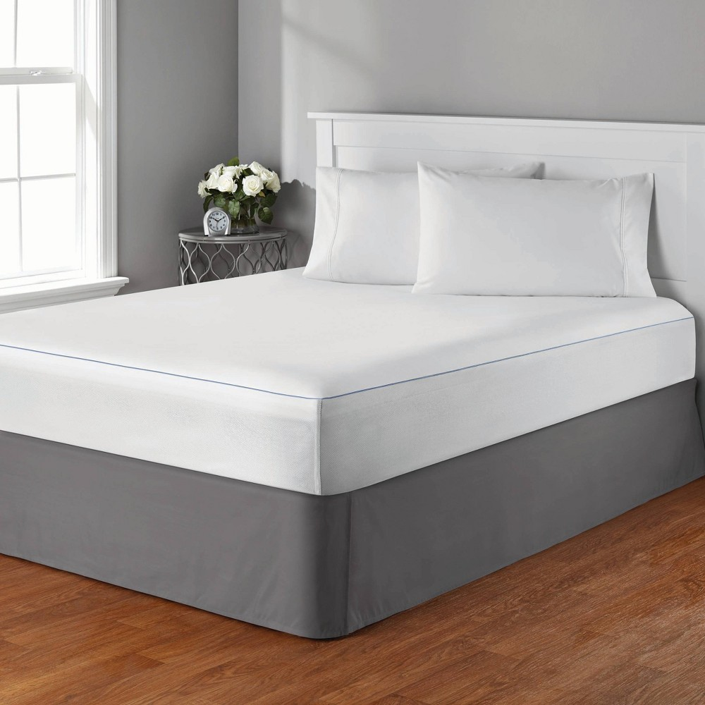 Image of Full Cooling Comfort Luxury Mattress Protector - ProtectEase
