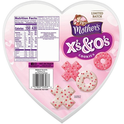 Mother's Heart Shape Gift Box - 3oz - image 1 of 2