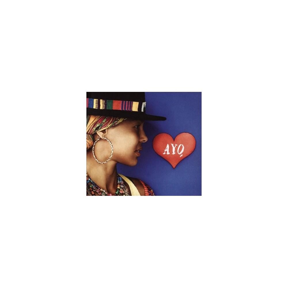 Ayo - Ayo (CD), Pop Music