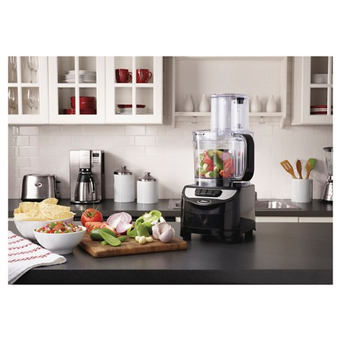 Oster 10 Cup Food Processor - Black FPSTFP1355