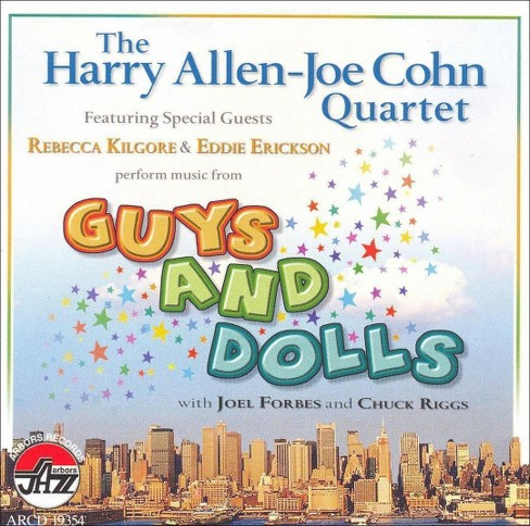 Joe cohn - Music from guys and dolls (CD) - image 1 of 1
