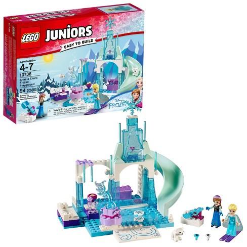 Lego Juniors Anna Elsas Frozen Playground 10736 Target