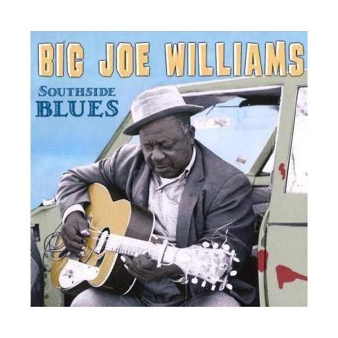 Big Joe Williams - Southside Blues (CD) - image 1 of 1