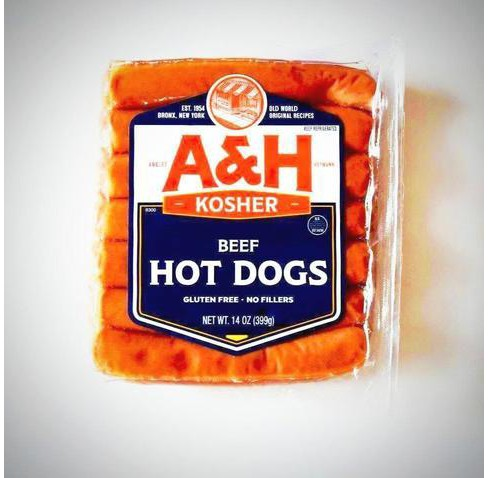 Sherwood A & H Beef Franks - 7ct/14oz - image 1 of 1