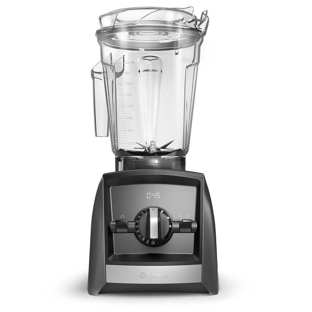 Vitamix Certified Reconditioned Ascent Series A2500 Slate (Grey) - 065944