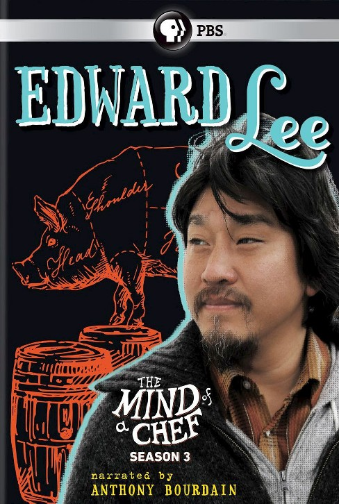 Mind of a chef:Edward lee season 3 (DVD) - image 1 of 1