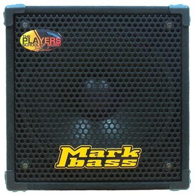 Markbass CMD JB Players School 200W 1x15 Bass Combo Amp Black