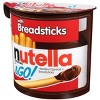 Nutella & Go! Hazelnut Spread & Breadsticks - 1.8oz - image 3 of 4
