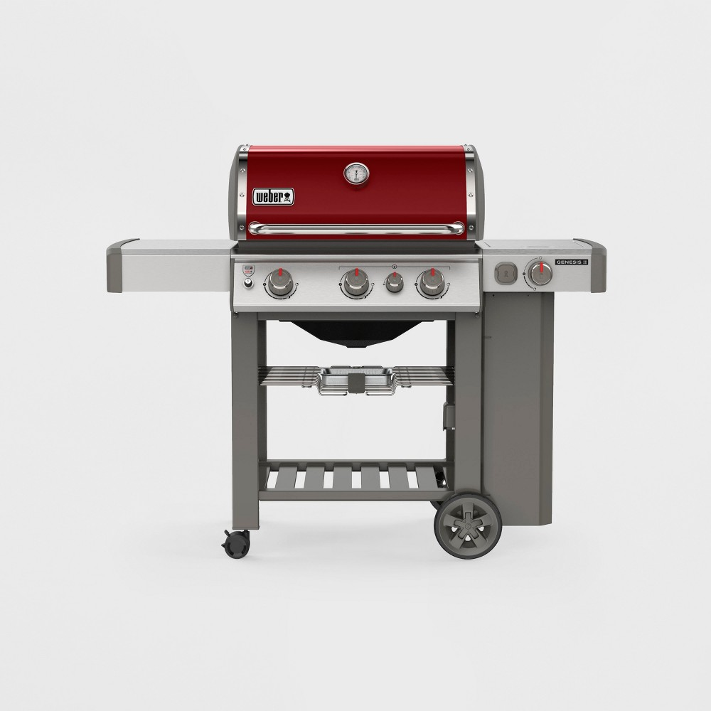 Weber Genesis II E-330 LP 61032001 – Crimson (Red) 54005178