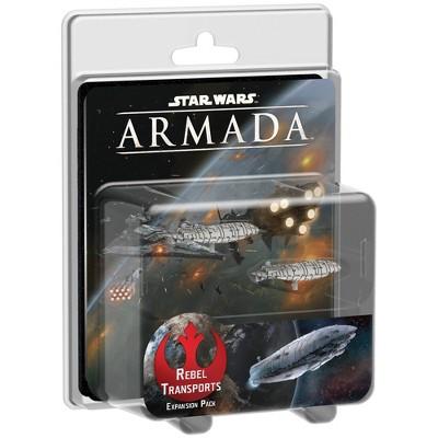 Star Wars Armada Game Rebel Transports Expansion Pack