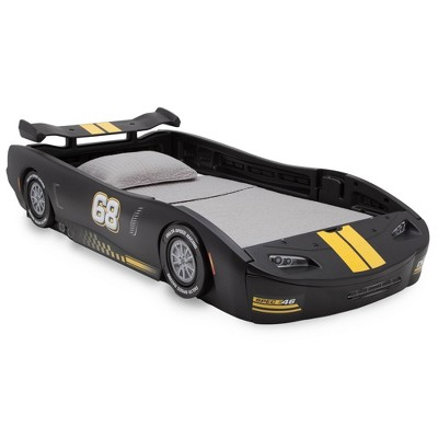 Twin Turbo Race Car Bed - Delta Children