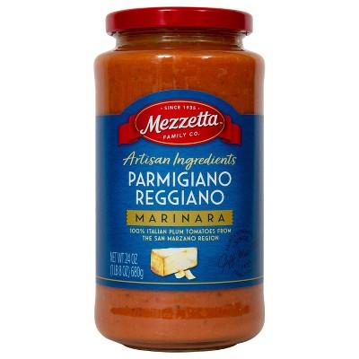 Mezzetta Artisan Parmigiano Reggiano Marinara - 25oz