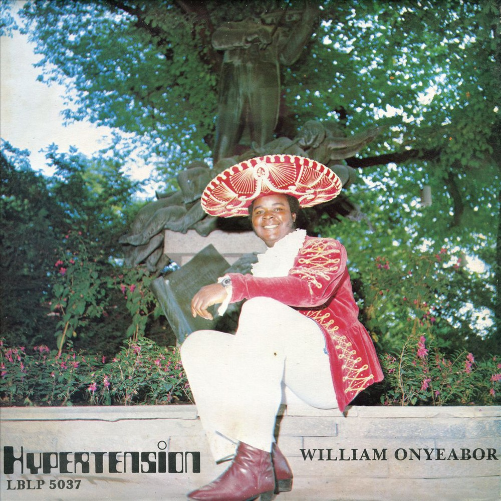 William Onyeabor - Hypertension (Vinyl)