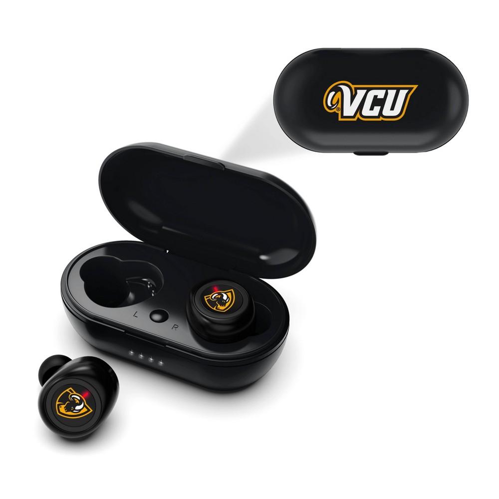 Ncaa Vcu Rams True Wireless Bluetooth Earbuds