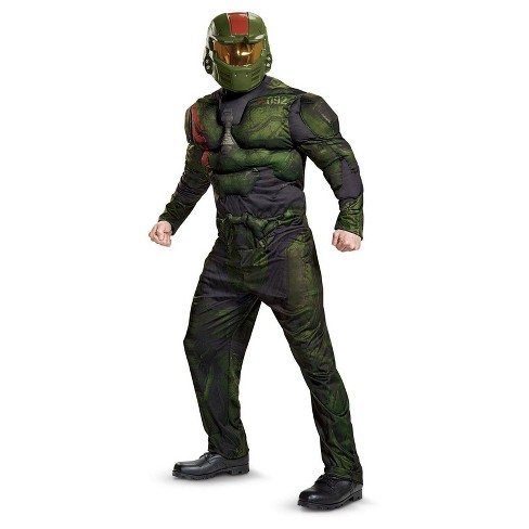 Men's Halo Wars 2 Jerome Muscle Adult Costume - image 1 of 1