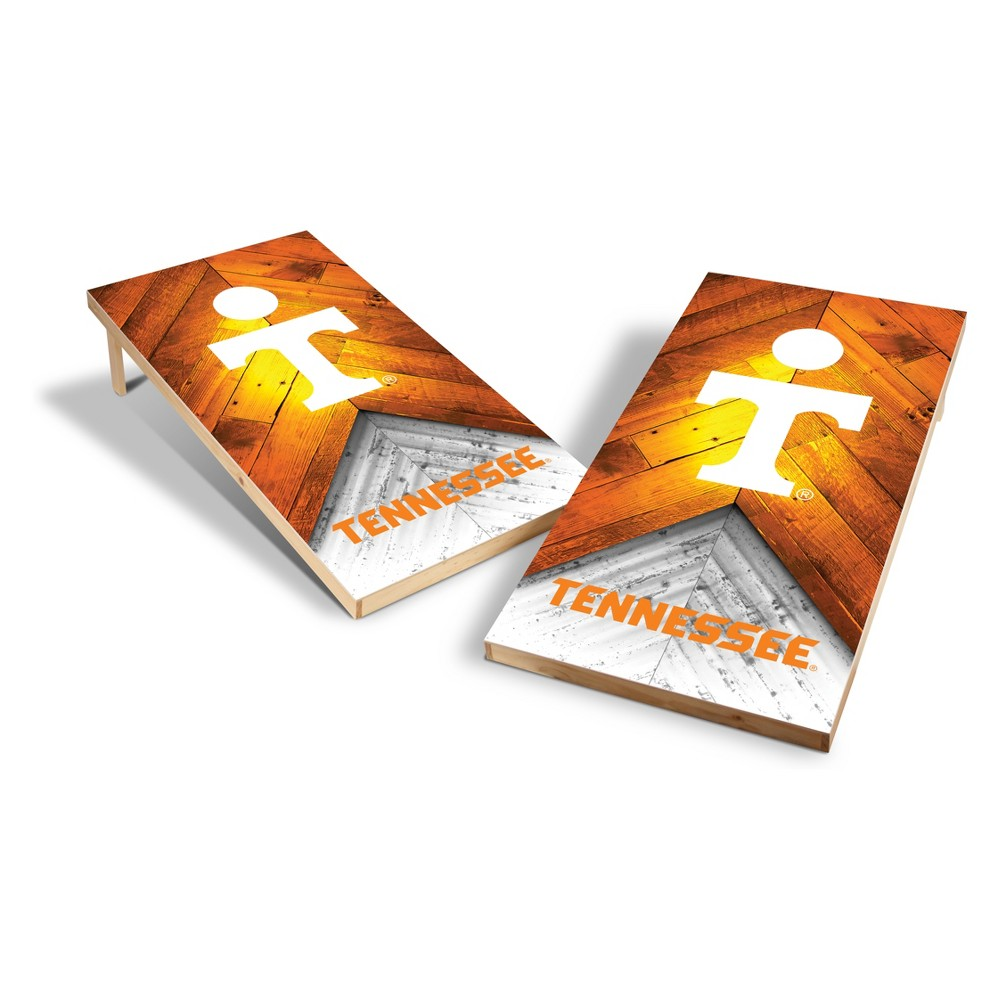 NCAA Tennessee Volunteers 2x4ft Tailgate Toss Cornhole Game