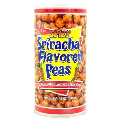 Hapi Sriracha Peas 9.9oz