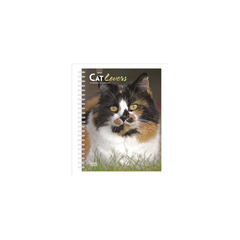 Cat Lovers 2019 Calendar - (Paperback)