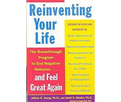 Reinventing Your Life (Reprint) (Paperback) - image 1 of 1