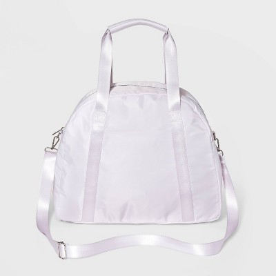 Zip Closure Dome Weekender Bag - A New Day™ Lilac