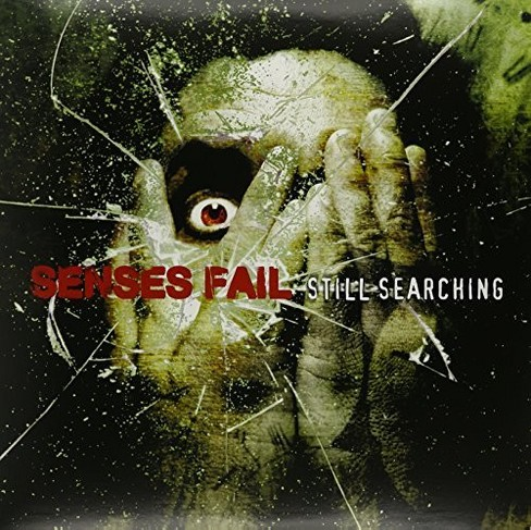 Senses Fail - Still Searching (Black) (Vinyl) - image 1 of 1