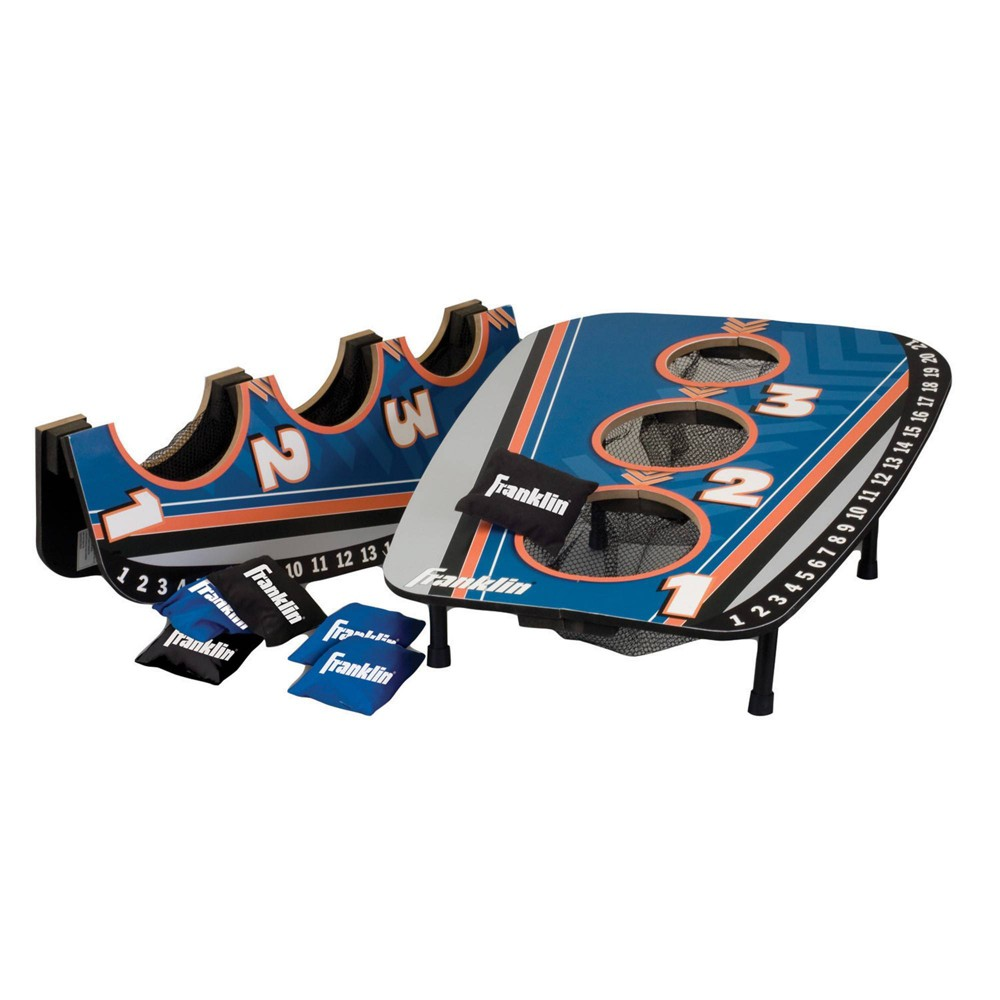 Image of Franklin Sports 3 Hole Bean Bag Toss