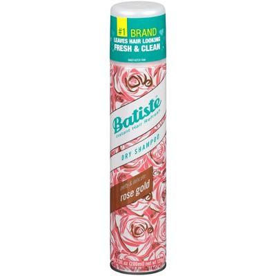 Batiste Instant Refresh Rose Gold Dry Shampoo - 6.73 fl oz