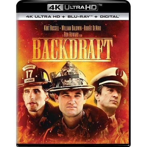 Backdraft (4K/UHD) - image 1 of 1
