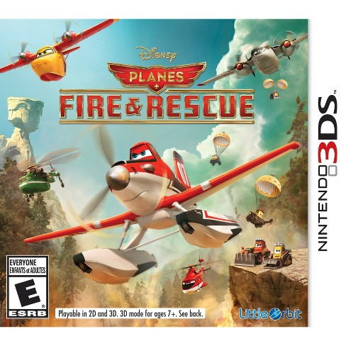 Disney's Planes: Fire & Rescue Nintendo 3DS - image 1 of 1