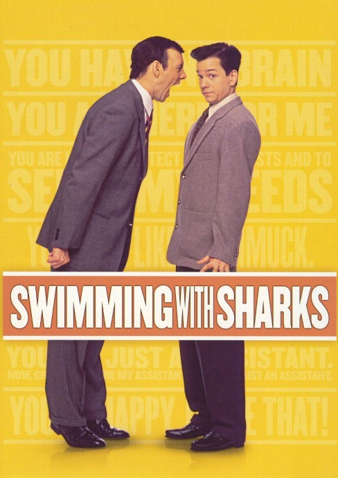 Swimming with sharks special edition (DVD) - image 1 of 1