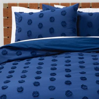 Textured Dot Duvet &Amp; Sham Set   Opalhouse by Opalhouse