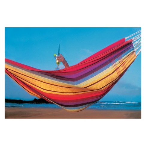 Hammock - Yellow/Red - Byer of Maine - image 1 of 3