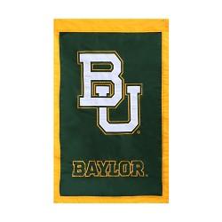 NCAA Applique House Flag