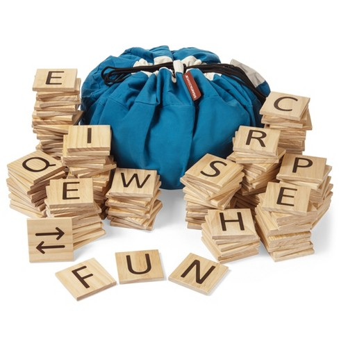 GetMovin' Sports Gigantagrams Ultimate Inside/Outside Family Fun Giant Word Game for Spellers Ages 8 and Up - image 1 of 4
