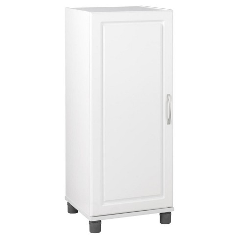 "16"" Boost Stackable Storage Cabinet White - Room & Joy - image 1 of 4"