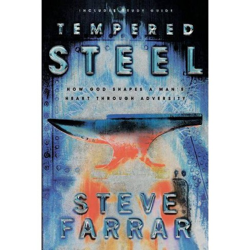 Tempered Steel - by  Farrar (Paperback) - image 1 of 1