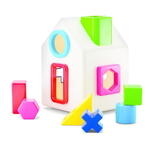Kid O® Sort & Shape Sorting House - Classic Sorter - image 1 of 2