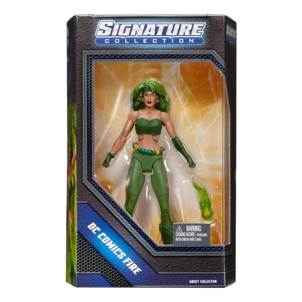 DC Comics Signature Collection Fire Action Figure