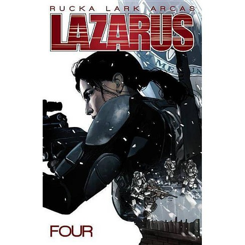 Lazarus Volume 4: Poison - by  Greg Rucka (Paperback) - image 1 of 1