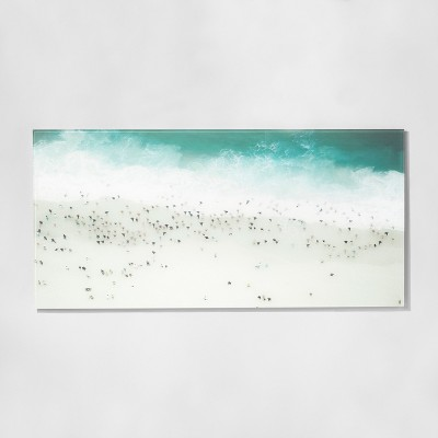 Beach Wall Canvas 38.5 X 18.5 - Project 62™
