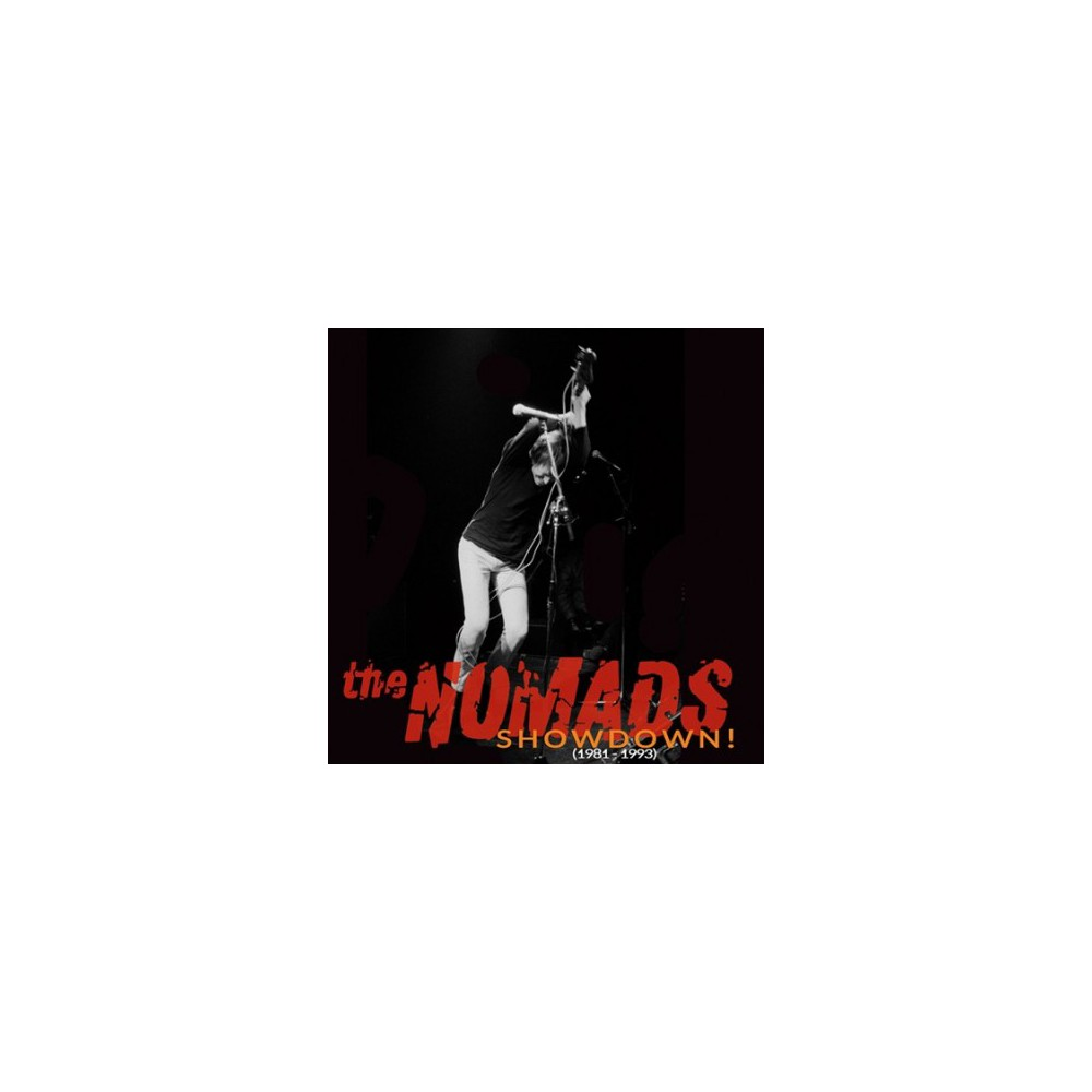 Nomads - Showdown (1981-1993) (Vinyl)