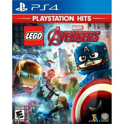 LEGO Marvel's Avengers - PlayStation 4 (PlayStation Hits)